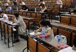 Merkezi sistem sınav yönergesinde değişiklik