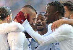 Sivasspor-Trabzonspor: 1-2