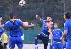 Kardemir Karabüksporda Galatasaray maçı hazırlıkları