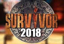 Survivor ne zaman başlıyor İşte Survivor 2018 yarışmacıları...