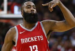 Houston Rockets, Cavaliersı 4 sayıyla devirdi