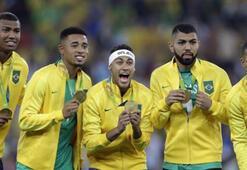 Brezilya, Almanyadan 7-1in rövanşını aldı ve altını kaptı