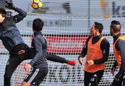 Beşiktaşta Akhisarspor maçı hazırlıkları