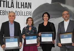 2017 Attilâ İlhan Edebiyat Ödülleri verildi