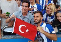 Emre Çolak, Deportivoda ilk kupasını aldı