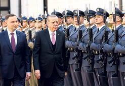 Erdoğan'dan AB'ye  Schengen tepkisi