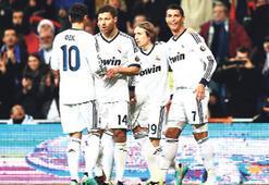 'Futbol para ligi'nin lideri Real Madrid