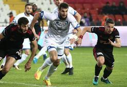 Gazişehir Gaziantep-Büyükşehir Belediye Erzurumspor: 2-2