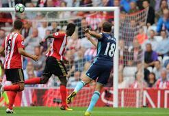 Sunderland-Middlesbrough maçından kareler