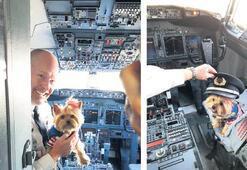 Yardımcı pilot uçuşa hazır
