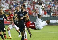 Antalyaspor - Osmanlıspor: 0-0