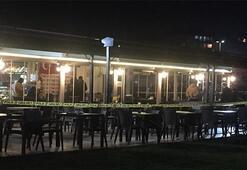 Son dakika: İstanbulda kafede silahlar çekildi Ölü ve yaralılar var