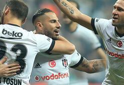 Beşiktaş - Galatasaray: 3-0 (İşte maçın özeti)