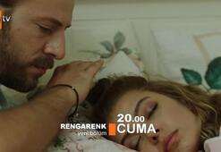 Rengarenk 5. yeni bölüm fragmanında romantik sahneler