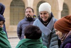Aida Begiç yeni filmi için Türkiyeye geliyor