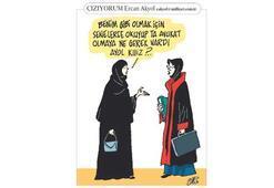 Karikatürlerde dinsel ve sınıfsal ayrımcılık