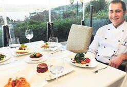 Madonna'ya ravyoli, Bono'ya makarna pişiren şef İstanbul'da