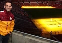 Sneijder'e lüks daire