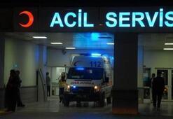 Adanada bıçaklı kavga: 1 yaralı