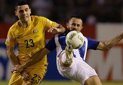 Honduras Avustralya: 0-0