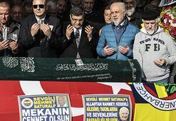 Mehmet Baturalpin cenazesi toprağa verildi