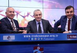 Trabzonsporda Rıza Çalımbay imzayı attı