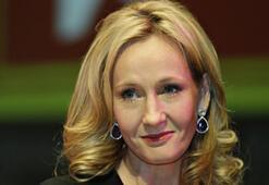 Avrupanın en zengin ünlüsü J. K. Rowling