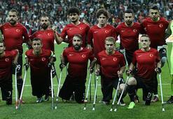 UEFAdan Türkiyeye ampute futbol övgüsü