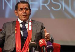 Dursun Özbek: Galatasaray çok iyi yolda