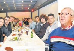 Altınordu'ya Özkan'dan moral yemegi