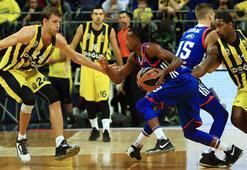 Fenerbahçe Doğuş - Anadolu Efes: 81-70