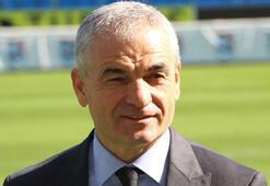 Trabzonspor'da Rıza Çalımbay 38. teknik adam oldu