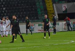 Denizlispor - Balıkesirspor Baltok: 0-2