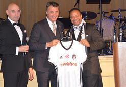 Fikret Orman, ABDde Beşiktaşlılar ile buluştu