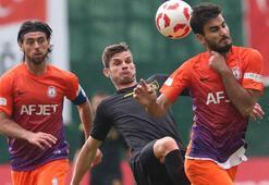 İstanbulspor: 4 - Afjet  Afyonspor: 3