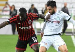 Atiker Konyaspor-Gençlerbirliği: 2-1