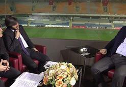 Cumhurbaşkanı Recep Tayyip Erdoğan spor gündemini değerlendirdi