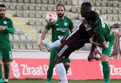 Elazığspor - Sivas Belediyespor: 0-1