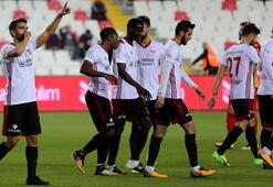 Demir Grup Sivasspor - Kızılcabölükspor: 3-1
