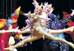 Cirque du Soleil  dönüyor