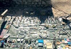 Şırnak'ta Rus yapımı  tanksavar ele geçirildi