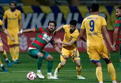 Bucaspor - Amed Sportif Faaliyetler: 2-1