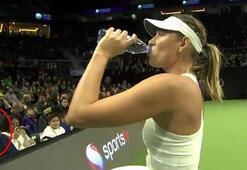 Bülent Serttaş: Sharapova'nın maçı karımın hediyesi
