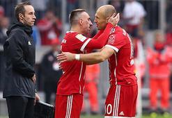 Robben, Riberyden Galatasaray hakkında bilgi alıyor