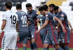 Beşiktaş-Grandmedical Manisaspor: 9-0