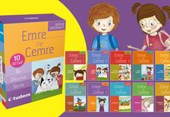 Okumayı yeni öğrenen çocuklar için kitap seti
