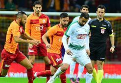 Galatasaray - Sivas Belediyespor maç özeti: 5-1