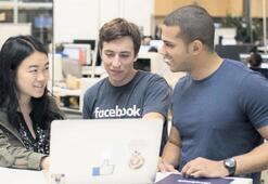 Facebook'tan stajyerlere servet