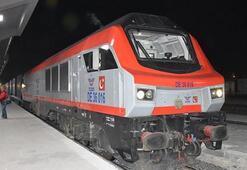 Bakü-Tiflis-Kars demiryolu hattında Türkiyeden ilk tren bugün yola çıkıyor