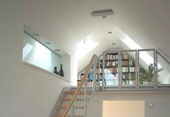 Çatı eğimini avantaja çevirecek ipuçları